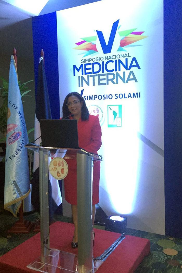Sociedad de Medicina Interna ofreció anoche los detalles de su agenda anual