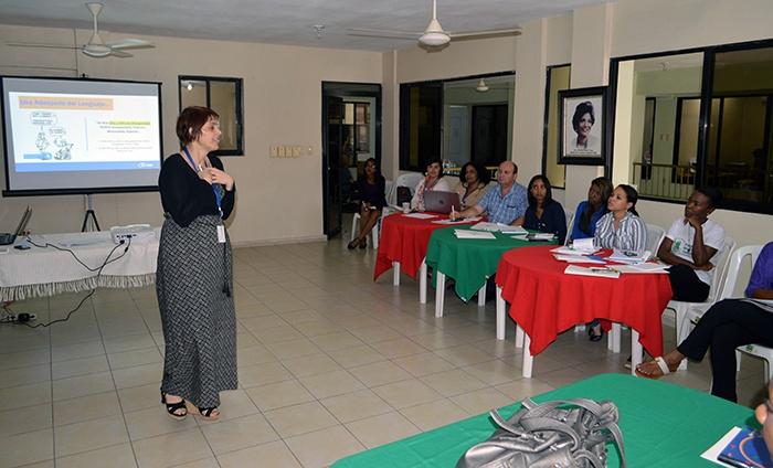 INAIPI realiza taller de Garantía de Derechos sobre Discapacidad, Salud y Registro de Nacimiento