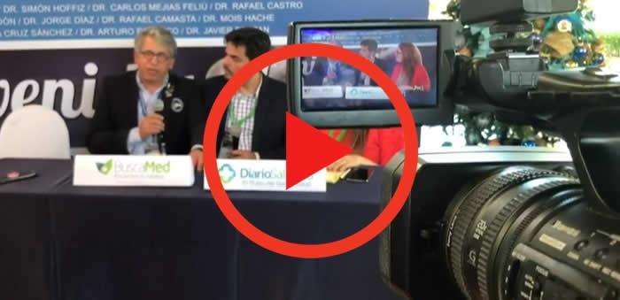 DiarioSalud.do transmite en vivo XL Congreso Internacional de Ortopedia