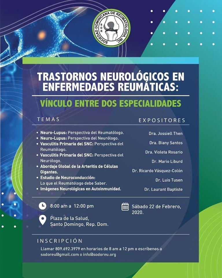 Sociedad Dominicana de Reumatología