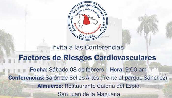 Cardiólogos egresados del IDSS dictarán conferencia