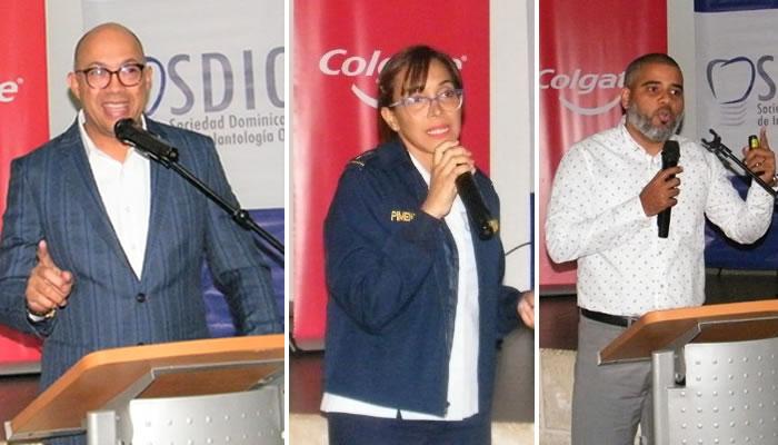 Odontólogos realizan primera conferencia del año