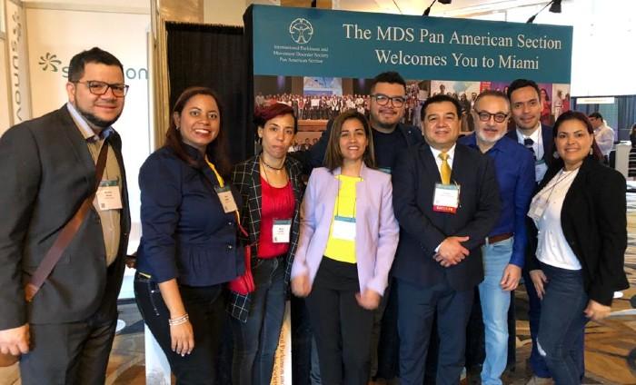 Neurólogos dominicanos reciben afiliación a grupo internacional de Parkinson