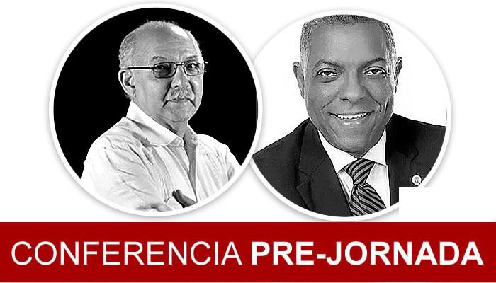"""Conferencia pre-jornada  """"Bioética y COVID-19"""""""