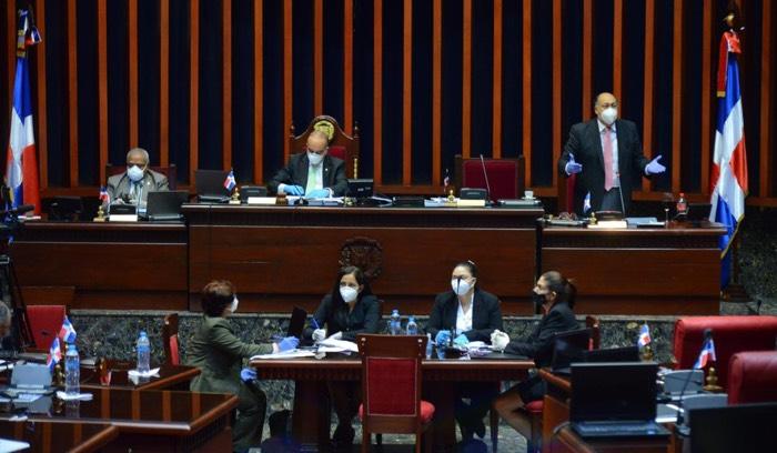 Senado aprueba prorrogar estado de emergencia por 17 días más