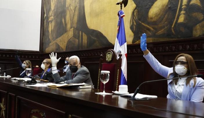 Diputados aprueban resolución autoriza extensión estado de emergencia 17 días