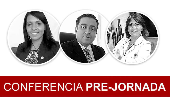 """Conferencia pre-jornada  """"Priorización de los Recursos Frente a Situaciones de Emergencia"""""""