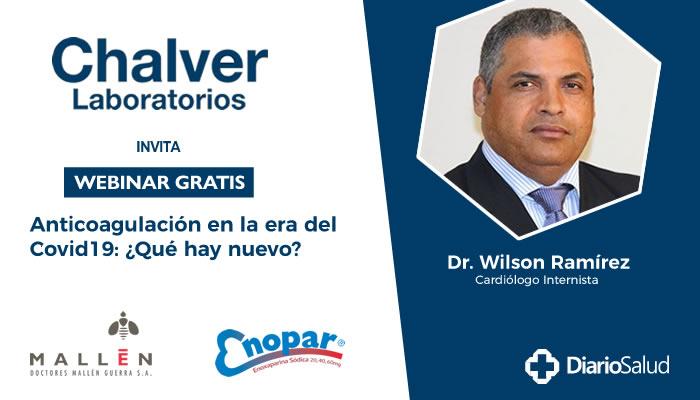 """Doctores Mallén invita a webinar """"Anticoagulación en la era del COVID-19: ¿Qué hay nuevo?"""