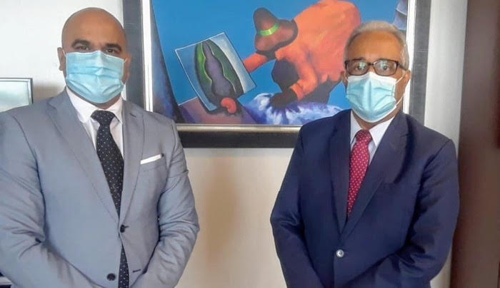 Colegio Psicólogos busca afianzar colaboración con autoridades sanitarias