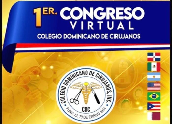 Colegio Cirujanos invita a su 1er congreso virtual