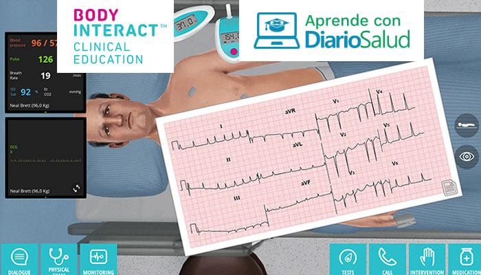DiarioSalud.do y Body Interact Clinical Education crean alianza para brindar simuladores virtuales de casos de pacientes reales