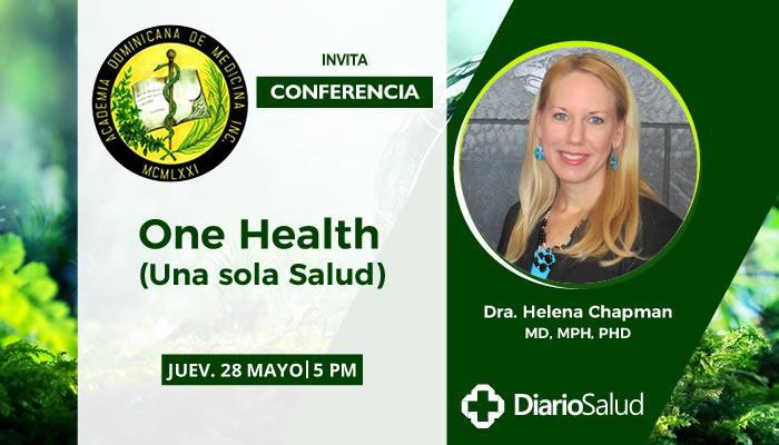"""Academia de Medicina realiza con éxito conferencia """"One Health"""""""