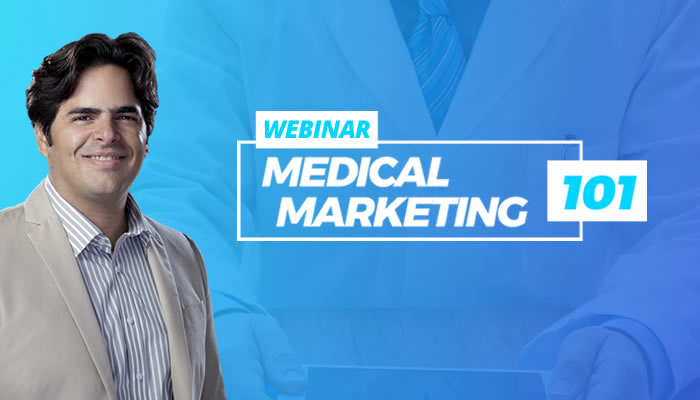 ¿Por qué inscribirse en el taller Medical Marketing 101?