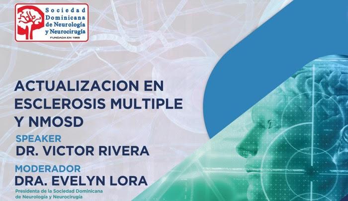 Neurólogos se actualizan sobre esclerosis múltiple y NMOSD