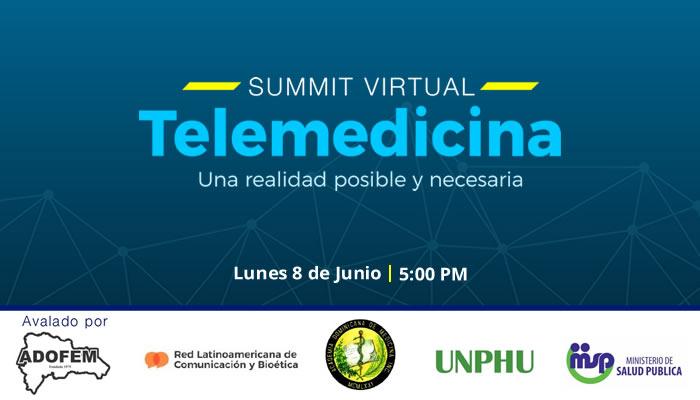 Crean manifiesto para impulsar uso de telemedicina en el país
