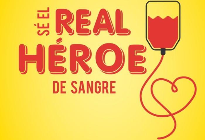 Medios digitales se unen a campaña donación de sangre