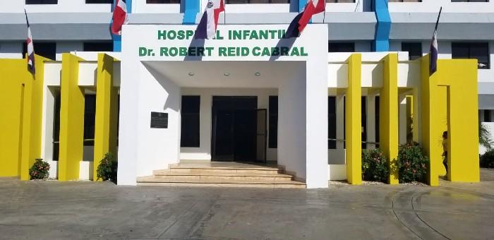 Hospital Robert Reid aclara niño sufrió quemaduras no murió por negligencia médica