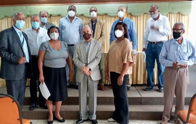 Sociedad Salubristas inicia encuentros para avalar Residencia de Epidemiología