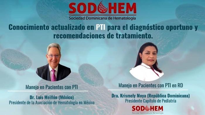 Hematólogos se actualizan en manejo Trombocitopenia Inmune Primaria