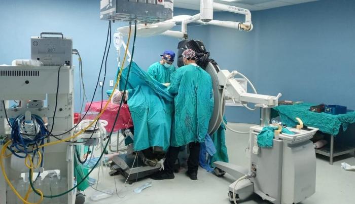 SNS beneficia más de cien personas con Cirugías Ortopédicas gratuitas