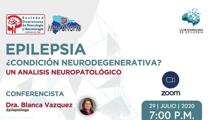 Sociedad Neurología y Neurocirugía invita a webinar sobre epilepsia