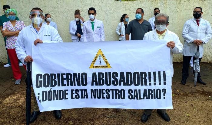 CMD exige renuncia de funcionarios del sector salud