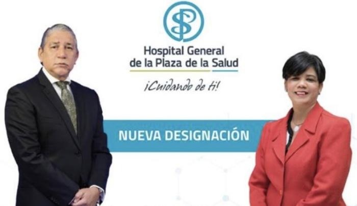 Hospital Plaza de la Salud designa nuevo director médico