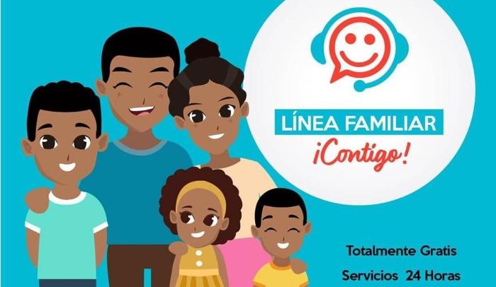 Implementan línea gratuita de apoyo emocional a familias