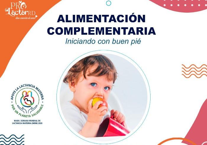 ProlactarRD realiza foro   sobre Alimentación Complementaria