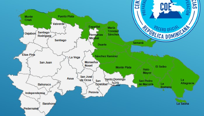 Activan comité de emergencia por tormenta tropical Laura