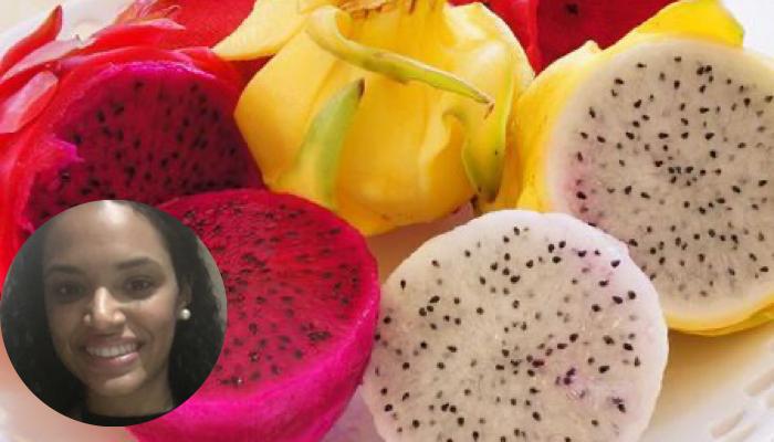 """Pitahaya, una fruta exótica con grandes beneficios. """"Cuerpo sano para una mente sana."""""""