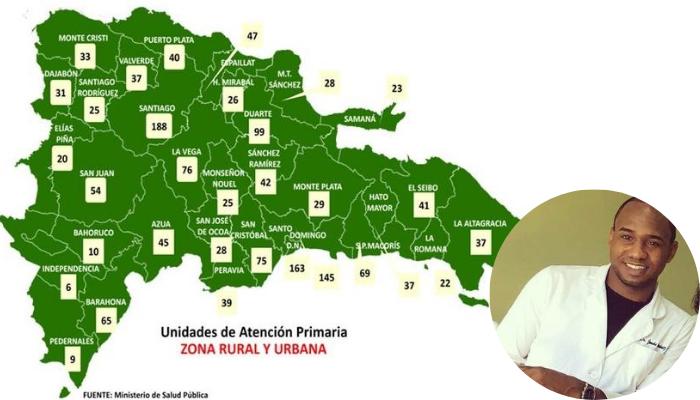 Impacto de los centros de salud de primer nivel en indicadores de salud materna infantil.