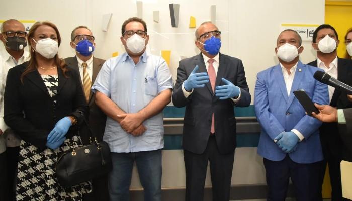 SNS asegura puesta en servicio del hospital de Bonao es prioridad para sistema de salud