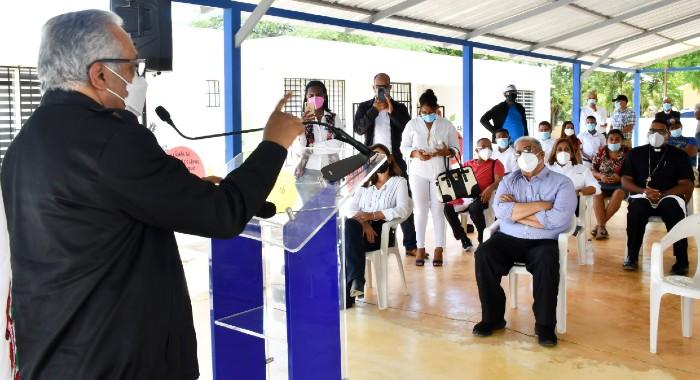 Entregan Centros de Atención Primaria en Montecristi
