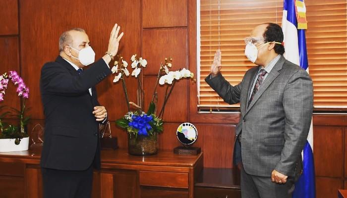 Dr. Eddy Pérez Then es designado asesor especial para enfrentar la Covid-19