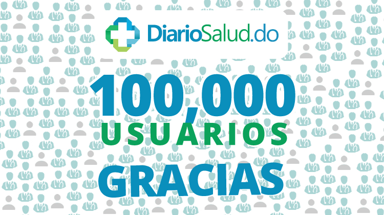 DiarioSalud.do sobrepasa los 100 mil usuarios