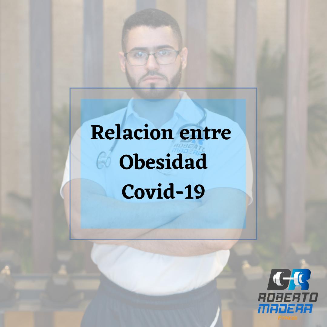 Obesidad y Covid-19 ¿Cuál es la pandemia más peligrosa?