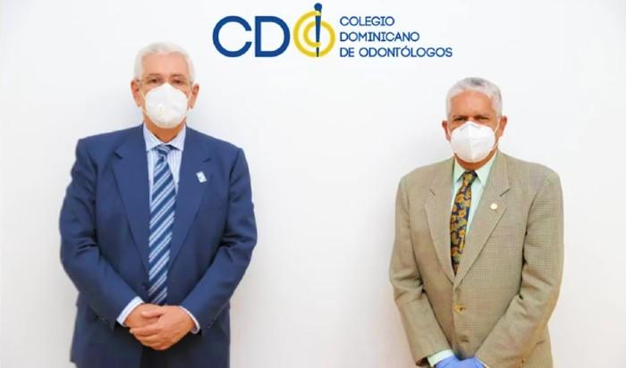Colegio de Odontólogos discute situación de los profesionales con el SNS