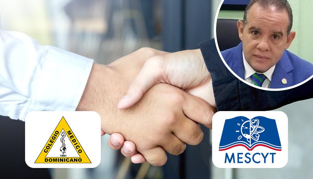 Califican de inadecuada firma de convenio entre el MESCYT y CMD
