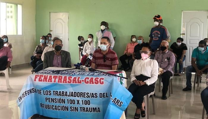 Solicitan al presidente intervenga ante despidos masivos  a trabajadores del antiguo IDSS