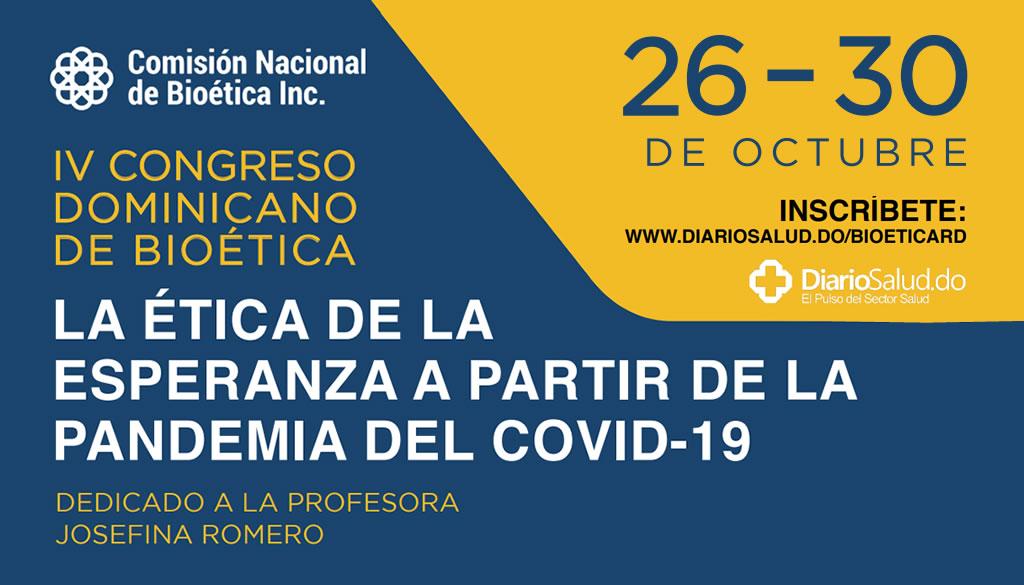 Hoy inicia el IV Congreso Dominicano de Bioética