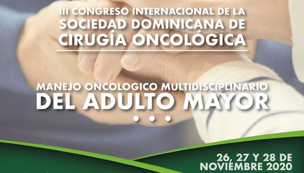 Sociedad Cirugía Oncológica anuncia su tercer congreso internacional