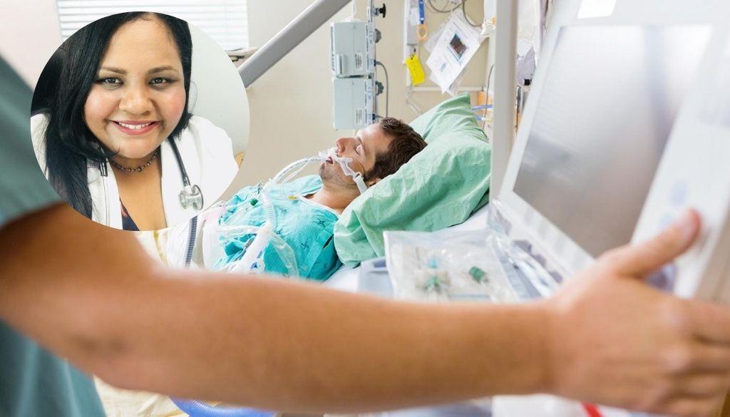Médicos reclaman trabajo intenso de 24 horas sin recibir incentivos durante  pandemia