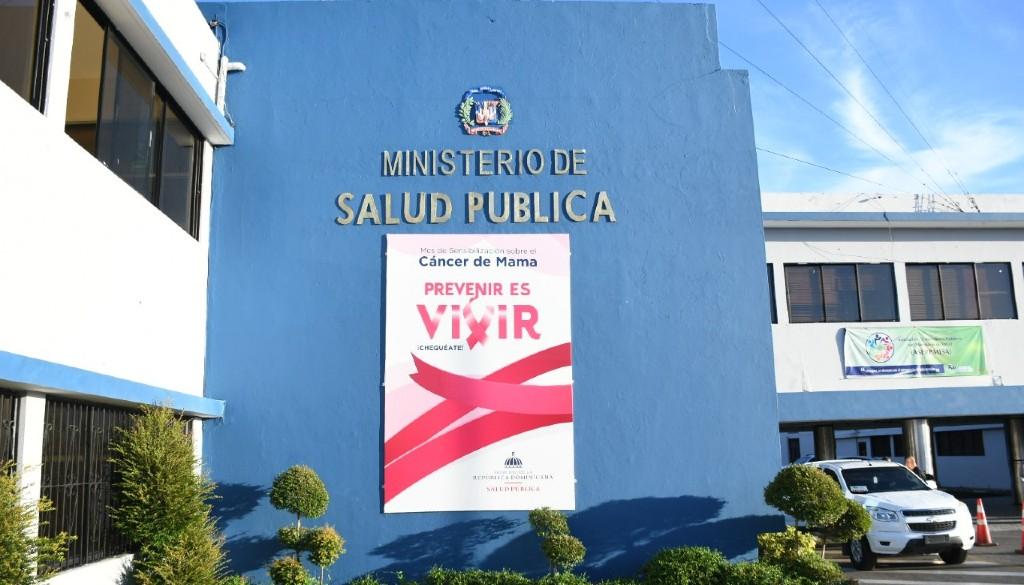 Ministerio Salud reporta 306 nuevos contagios por Covid-19