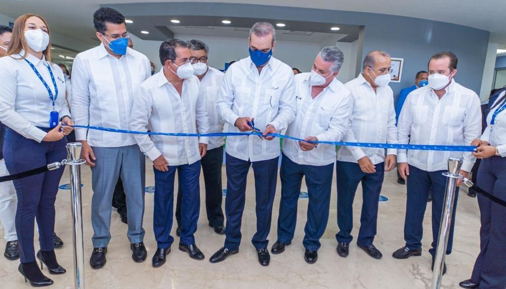 Grupo Rescue inaugura Edificio de Artes Médicas