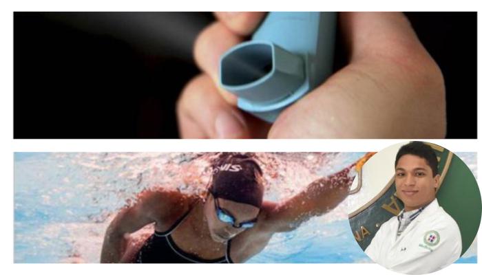La natación como terapia alternativa en el asma infantil