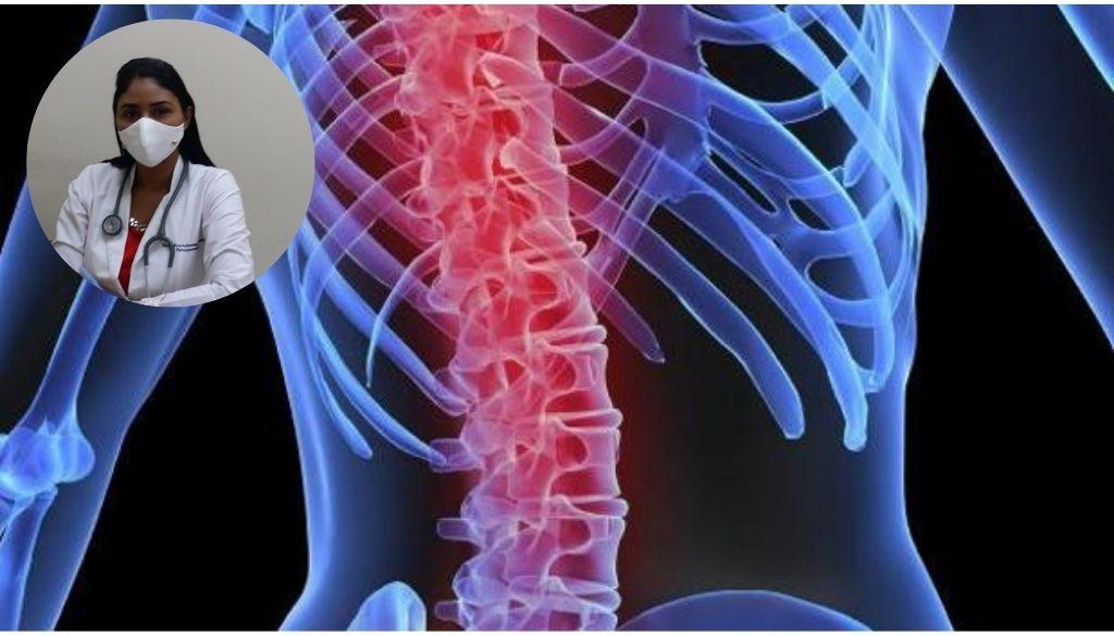 Reumatóloga destaca importancia estudios imágenes para detectar osteoporosis