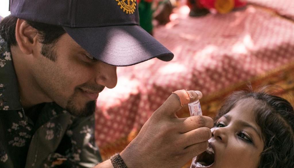 Más de 30 años de trabajo para erradicar la Polio