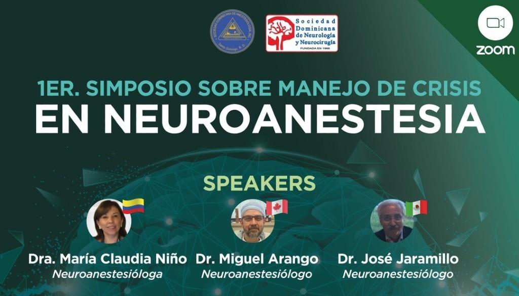 Realizarán primer simposio sobre manejo de crisis en neuroanestesia