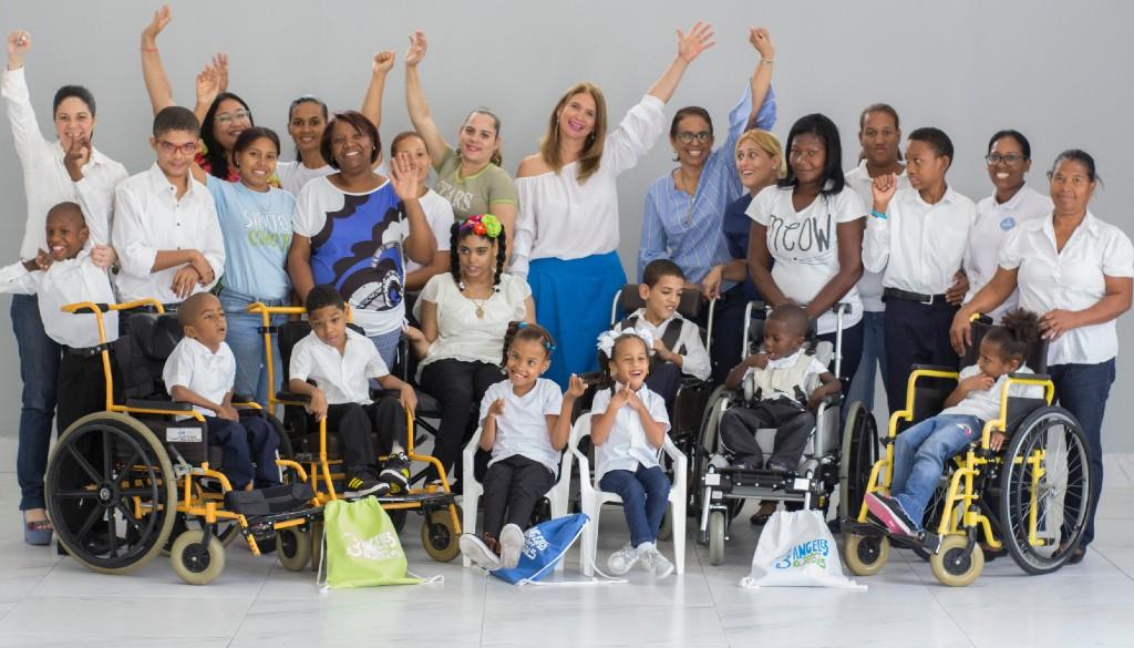 Nido para Ángeles conmemora Día de la Parálisis Cerebral con campaña de concientización